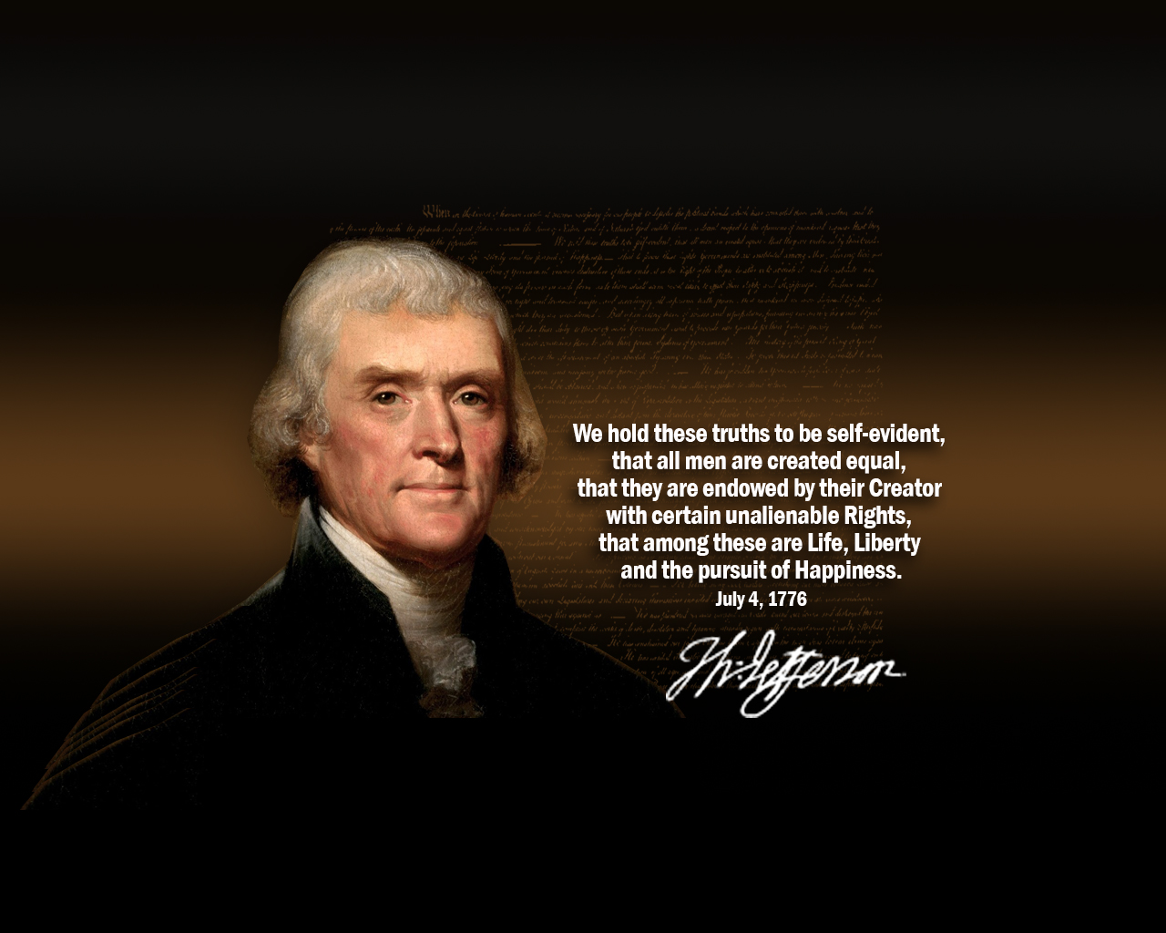 Thomas jefferson declaration quotes quotesgram Thomas jefferson quotes