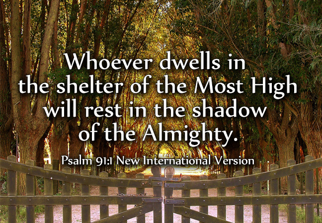 Psalm 91:1 - The Fellowship Site